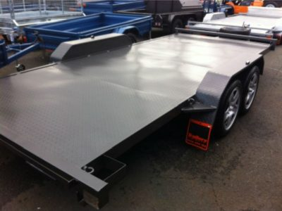Car Tilt Trailer for Hire