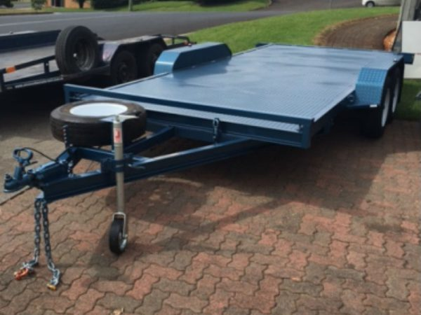 Car Tilt Trailer 2000kg for Hire